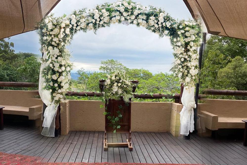 Open Air Viewing Deck